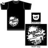 「Deadly Dance TOUR」Tシャツ(2017_A/Sサイズ)