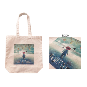 「LIVE TRIANGLE VER.1.0」DIFFERENTIAL TOTE BAG