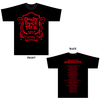 「Deadly Dance TOUR」Tシャツ(2017_B・Sサイズ)