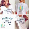 Juliet 〜BANANA MINT〜 Tour「BANANAMINT SURF T-Shirt」Mサイズ