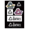 THE SIXTH LIE Sticker