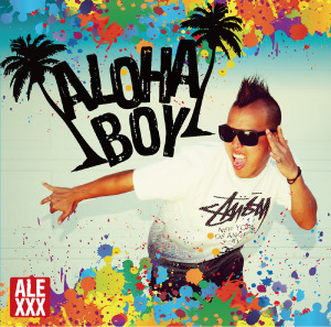 「ALOHA BOY」[CD+DVD]