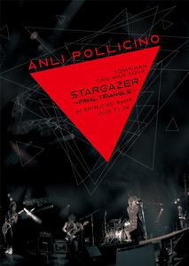 東名阪ワンマンツアー「STARGAZER ~Final Triangle~」 at 新宿ReNY 2015.11.29