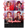 「AnREMIX PolliDISCO」Grand Finalポスターカレンダー