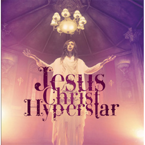"Mini album ""Jesus Christ Hyperstar"" Regular edition"