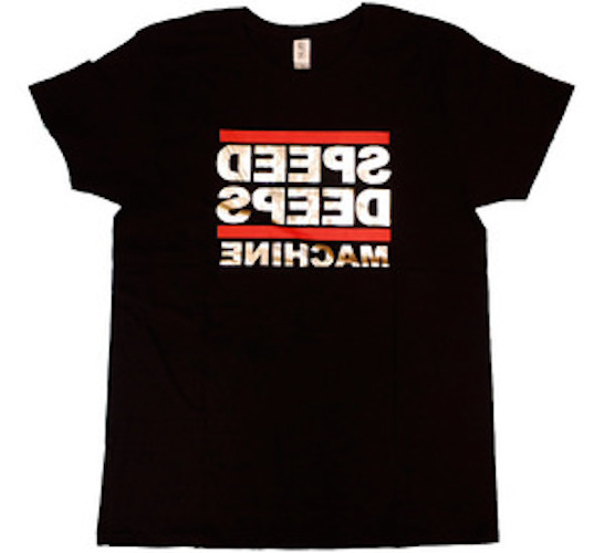machine SPEEDTシャツ(XS)