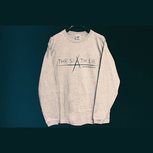 Long Sleeve T-shirt ( Grey ) Medium