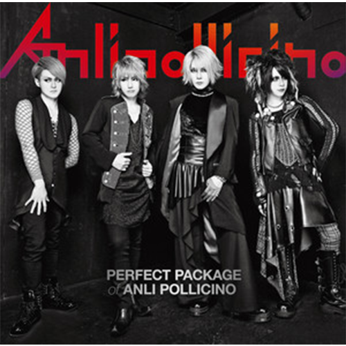 「Perfect Package of Anli Pollicino」通常盤(CD)