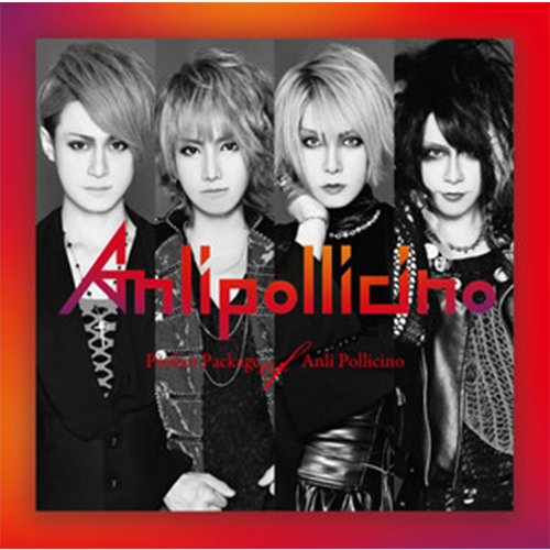 「Perfect Package of Anli Pollicino」初回プレス限定盤(CD+DVD)