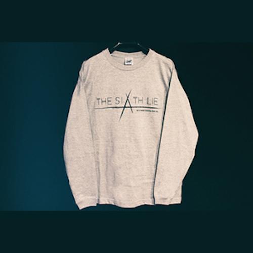 Long Sleeve T-shirt ( Grey ) Large