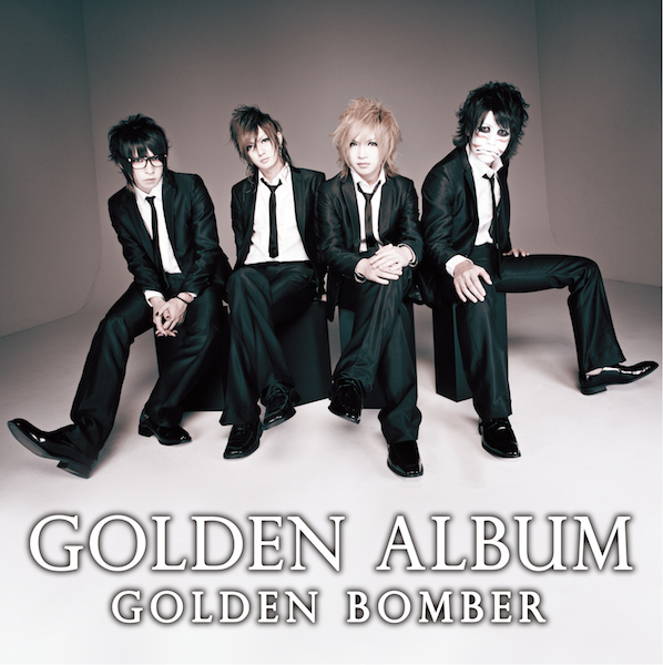 「Golden Album」Normal Edition CD extra