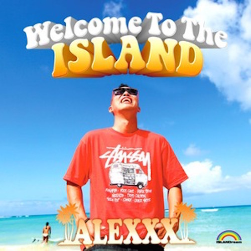 「Welcome to the ISLAND」初回限定盤(CD ※CDextra)