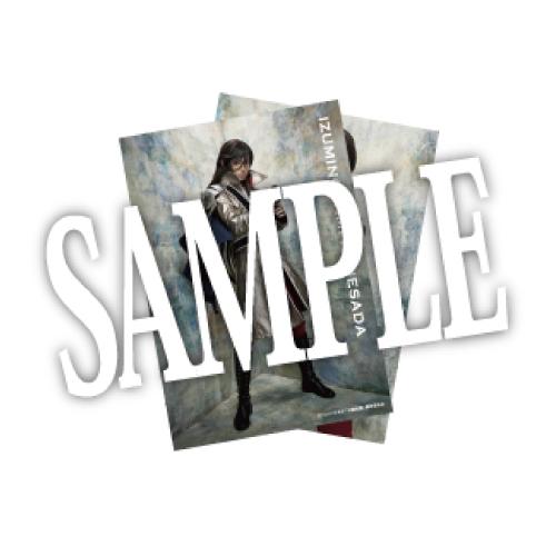 【結びの響、始まりの音】ブロマイド2部6種セット (2L版2部衣裳集合ブロマイドをプレゼント!)