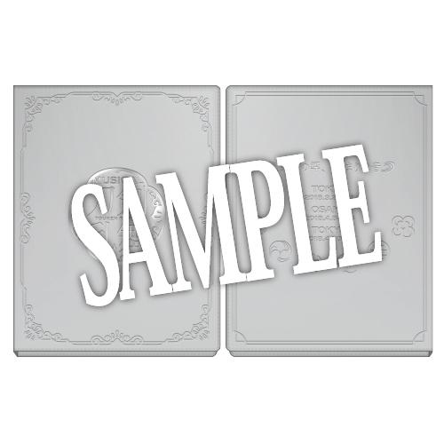 【結びの響、始まりの音】ブロマイドケース (2L版1部衣裳オリジナル集合ブロマイド付き)