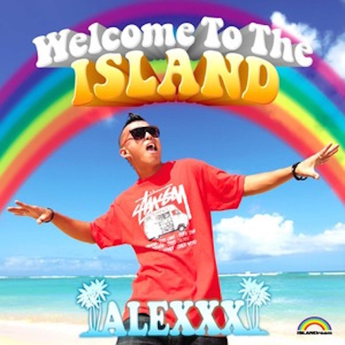 「Welcome to the ISLAND」通常盤(CD ※CDextra)