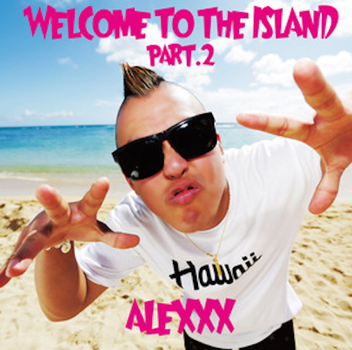 「Welcome To The ISLAND Part.2」(CD ※CDextra)