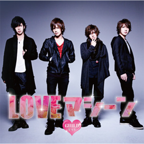 「LOVE MACHINE」Regular edition[CD/Mini poster jacket]