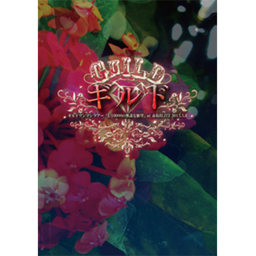 【DVD】「1/10000の無謀な願望」at 赤坂BLITZ 2013.5.6