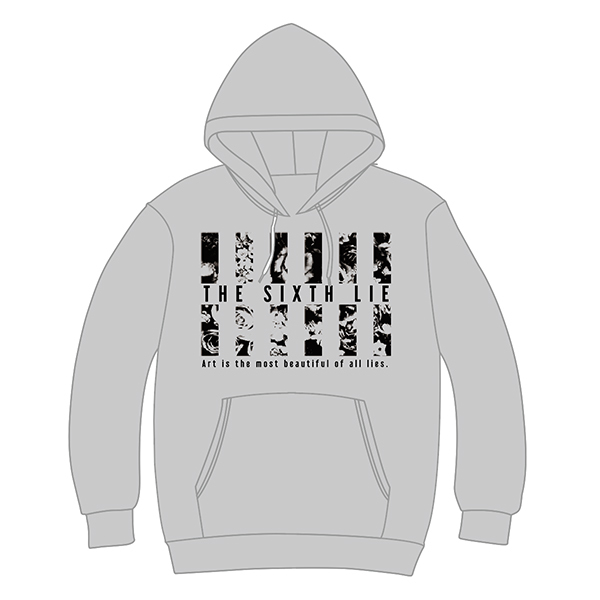 THE SIXTH LIE 2018 Hoodie / Grey