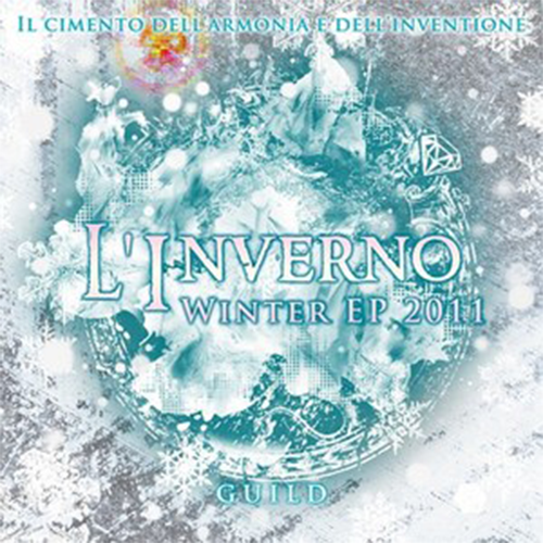「Winter EP 2011 ~L'Inverno~」Regular edition