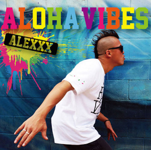 「ALOHA VIBES」Regular edition A [CD+DVD]