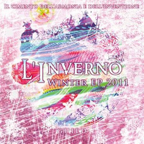 「Winter EP 2011 ~L'Inverno~」初回限定盤B(CD+DVD)