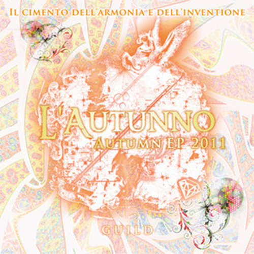 「Autumn EP 2011 ~L'Autunno~」Regular edition