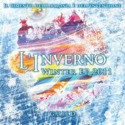 「Winter EP 2011 ~L'Inverno~」First limited edition A