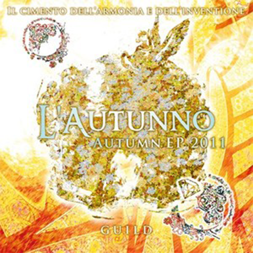 「Autumn EP 2011 ~L'Autunno~」First limited edition B