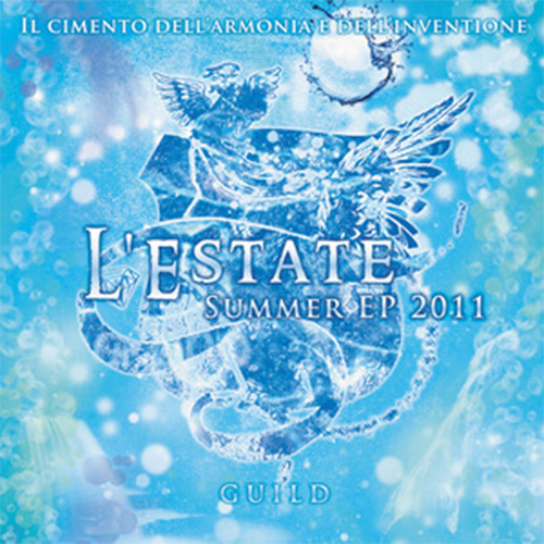 「Summer EP 2011 ~L'Estate~」First limited edition A
