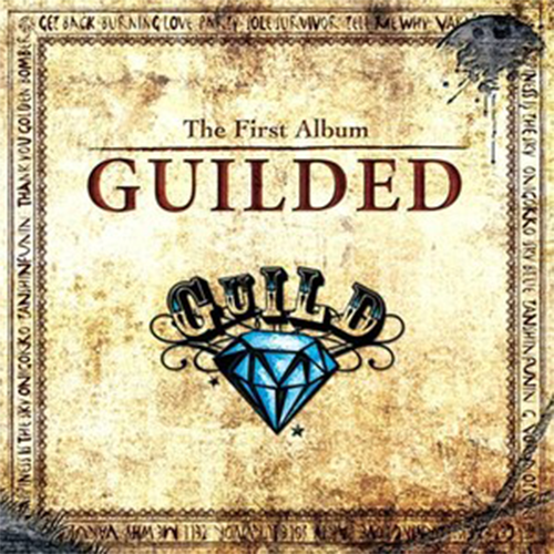 「GUILDED」(CD ※CDextra)
