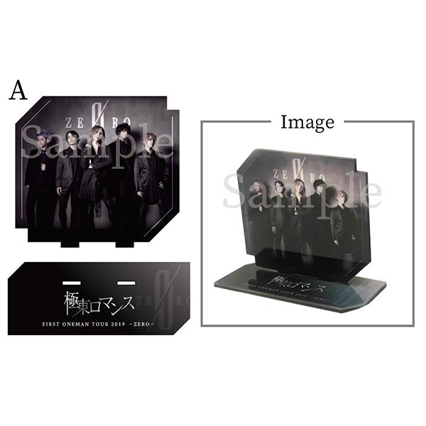 Acrylic stand(A/B)
