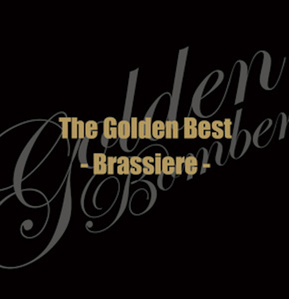 「The Golden Best - Brassiere-」Normal Edition CD extra