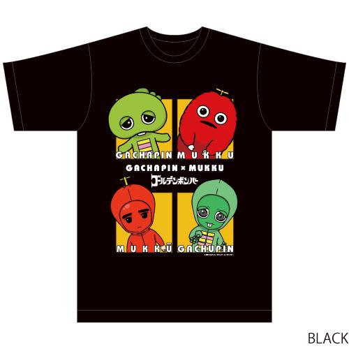 T-shirt (BLACK/WHITE)