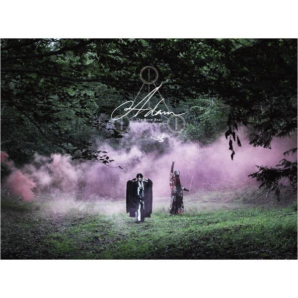「Adam」プレス限定盤A(CD+DVD)