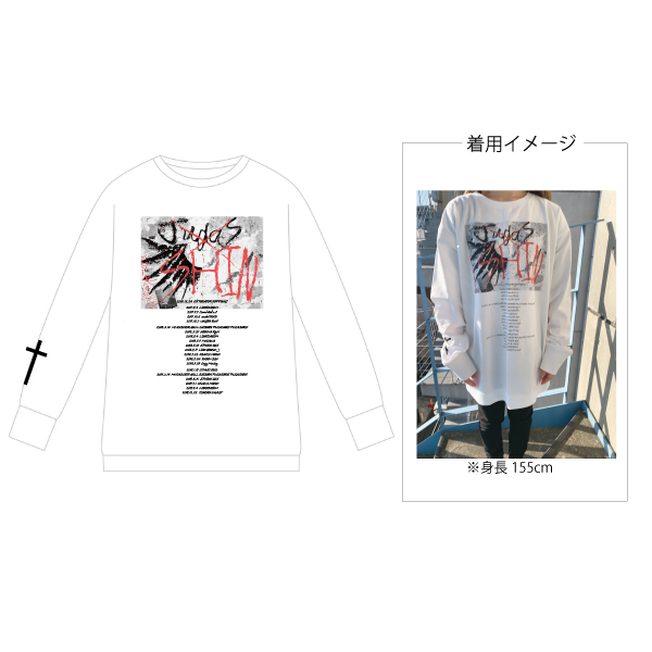 【原点回帰~from the beginning~】Long Sleeve T-shirt