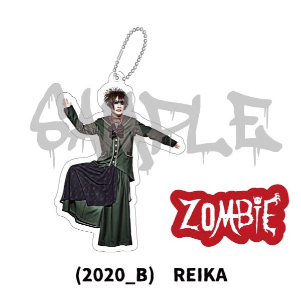 Acrylic stand keyring(2020_B)