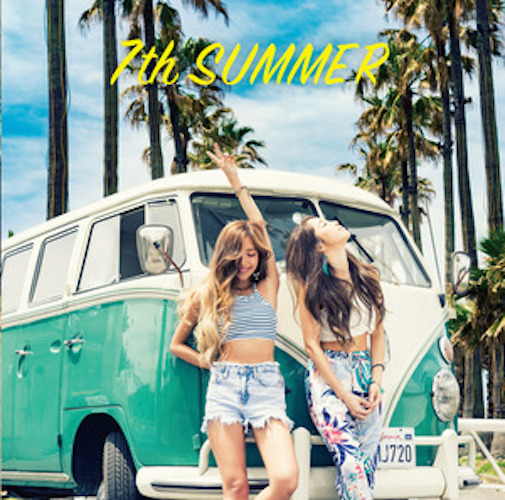 Juliet『7th SUMMER(Regular edition)』[CD]