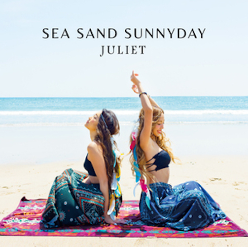Juliet『SEA SAND SUNNYDAY(Regular edition)』[CD]