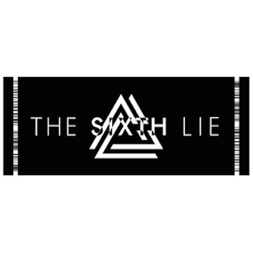 THE SIXTH LIE フェイスタオル